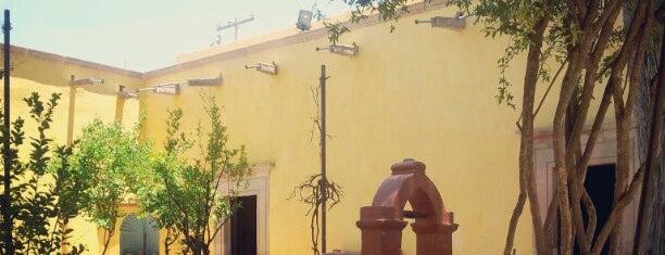 Museo Casa de Hidalgo is one of Tempat yang Disukai Luis Felipe.