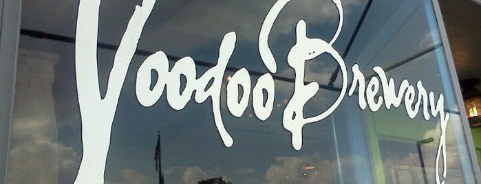 Voodoo Brewery is one of todo.beerspots.