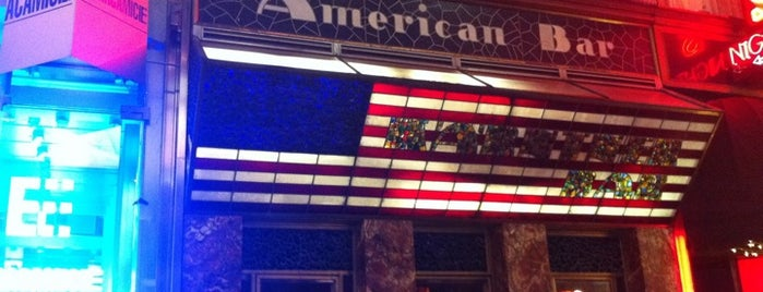 Loos American Bar is one of Must-Visit ... Vienna.