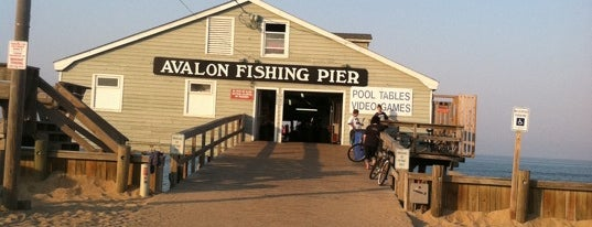 Avalon Fishing Pier is one of NORTH CACKALACKA.