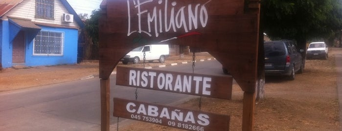 Ristorante L'Emiliano is one of alojamiento.