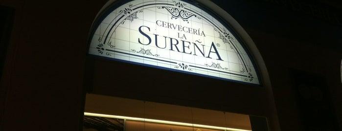 Cervecería La Sureña is one of Locais curtidos por Ratko.