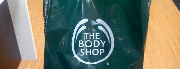 The Body Shop is one of Fave Shopping Spots.