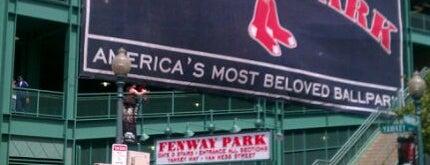 フェンウェイ・パーク is one of Boston.