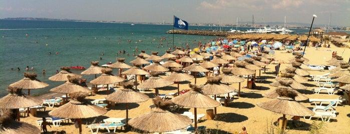 Плаж Свети Влас (Sveti Vlas Beach) is one of Болгария - Солнечный берег.