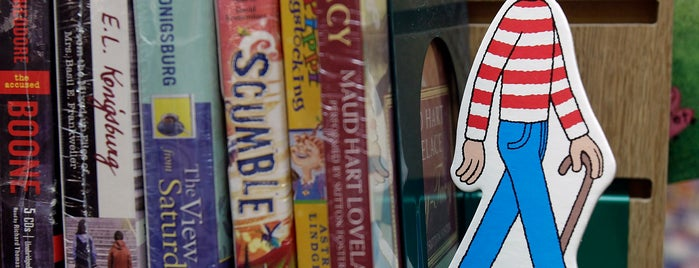 Find Waldo in Raleigh!