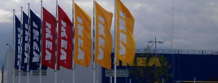 IKEA is one of Lugares favoritos de Ricardo.