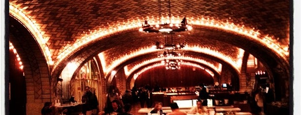 Grand Central Oyster Bar is one of My favorite NYC Restaurants.