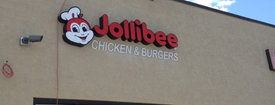 Jollibee is one of My Go-To Spots in Jersey City.