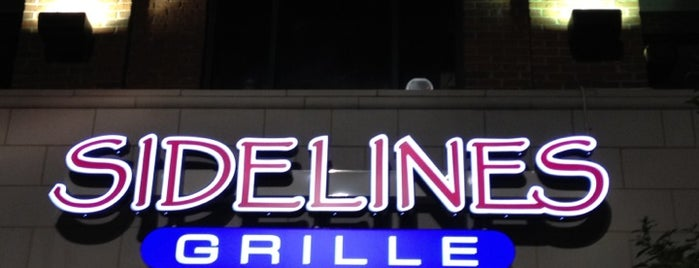 Sidelines Grille - Canton is one of Jenniferさんのお気に入りスポット.