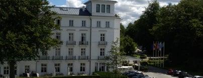 Grand Hotel Heiligendamm is one of Oostzeekust 🇩🇪.