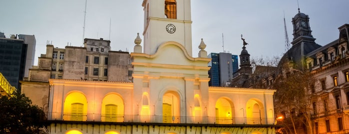 Cabildo de Buenos Aires is one of Lugares Interesantes.