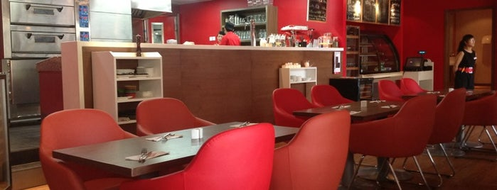 Switch! Cafe is one of 2012 Chi Fan for Charity Beijing Restaurants.
