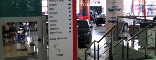 Toyota Collection Motors is one of Dealers.