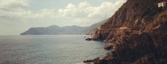Riomaggiore is one of Itálie.