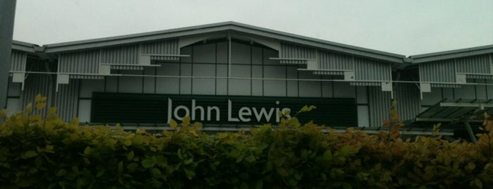 John Lewis & Partners is one of John Lewis.