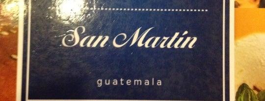 San Martín is one of Tempat yang Disukai Rodrigo.
