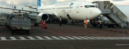 Ngurah Rai International Airport (DPS) is one of AIRPORT.
