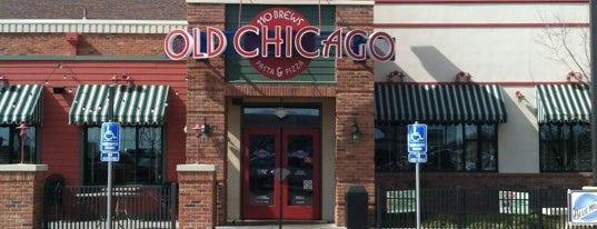 Old Chicago is one of Restaurants I've Tried.