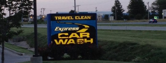 Travel Clean Express Car Wash is one of Kamiさんのお気に入りスポット.