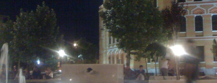 Španjolski Trg | Spanish Square is one of Mostar - List -.