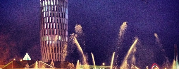 Dancing Fountains | მოცეკვავე შადრევანი is one of Elenaさんの保存済みスポット.