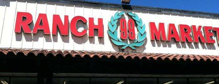 99 Ranch Market 大華超級市場 is one of สถานที่ที่ Jennifer ถูกใจ.