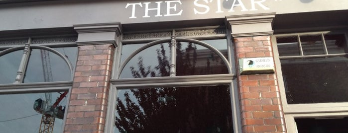 The Star is one of crouch end.
