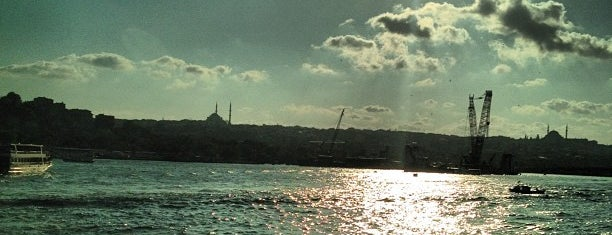 Galata Brücke is one of Istanbul City Guide.