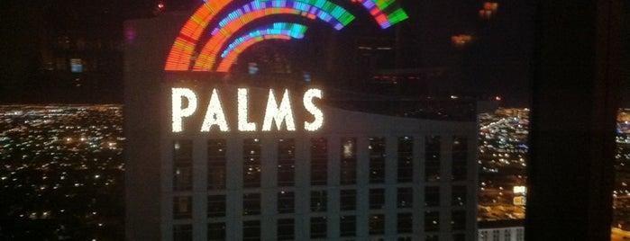 Palms Casino Resort is one of Las Vegas.