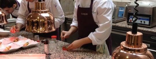 Restaurante Coque is one of Restaurantes de los participantes de Top Chef 2014.