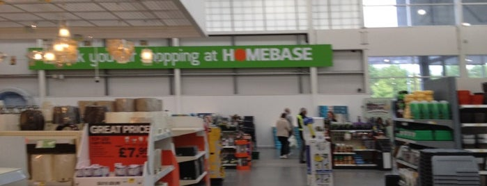 Homebase is one of Lugares favoritos de Mike.