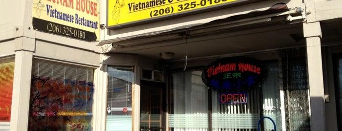 Vietnam House is one of Sara'nın Kaydettiği Mekanlar.