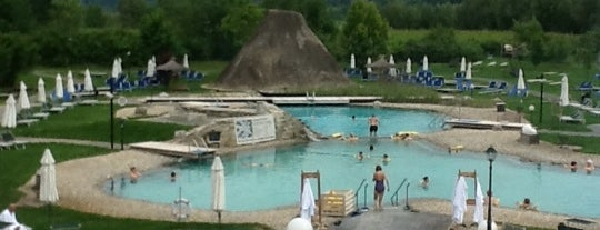 Vulkania is one of Terme, Therme, Термы.