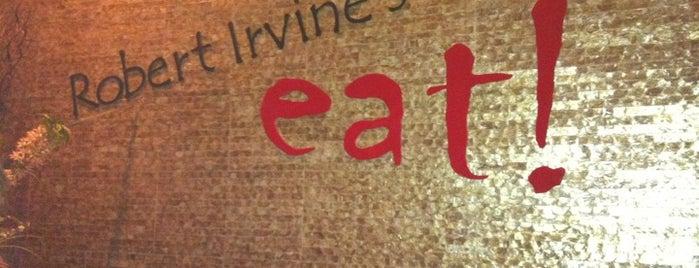 Robert Irvine's eat! is one of Lugares guardados de Karlton.