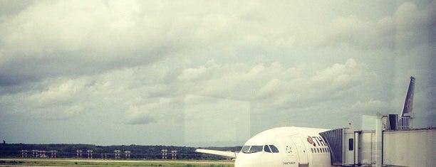 ท่าอากาศยานนานาชาติกระบี่ (KBV) is one of AIRPORT.
