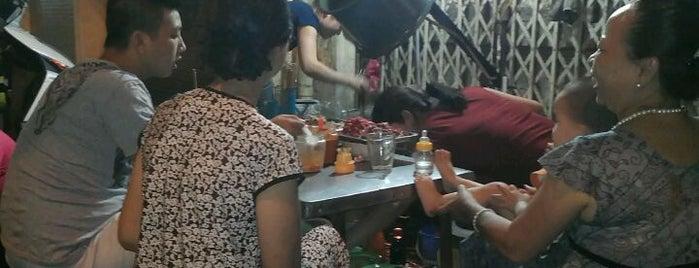 My Xao, Pho Xao is one of Hanoi.