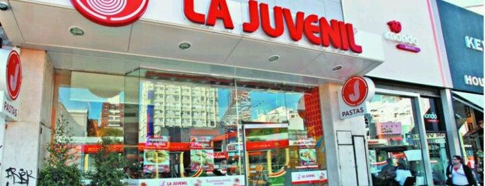 La Juvenil is one of Agos: сохраненные места.
