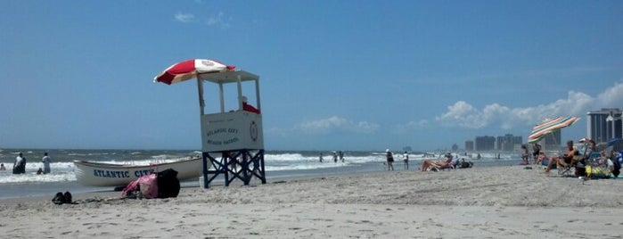 Atlantic City Beach is one of Things To Do In NJ.