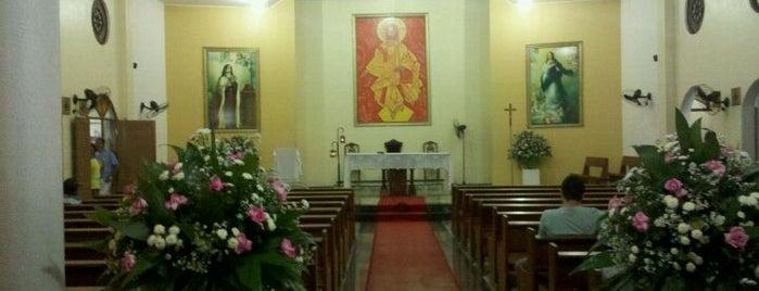 Capela Santa Teresinha is one of สถานที่ที่บันทึกไว้ของ Arquidiocese de Fortaleza.