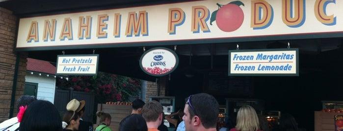 Anaheim Produce is one of Walt Disney World.