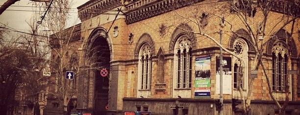 Одесская областная филармония / Odessa Regional Philharmonic is one of Одесса.