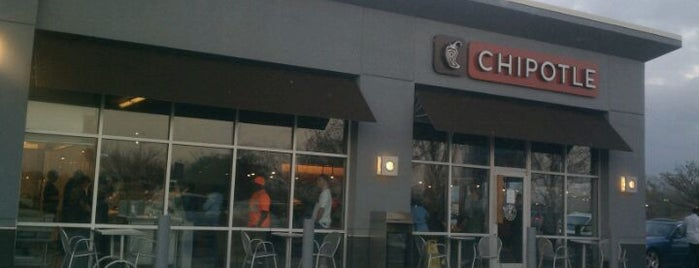Chipotle Mexican Grill is one of Chipotles.