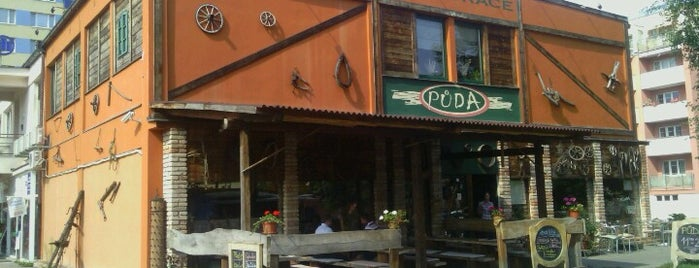 Restaurace Půda is one of To visit list.