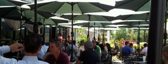 Jakes Burgers and Beer is one of Patio Weather.