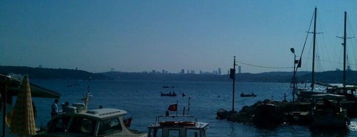 Paşabahçe is one of İstanbul'un Semtleri.