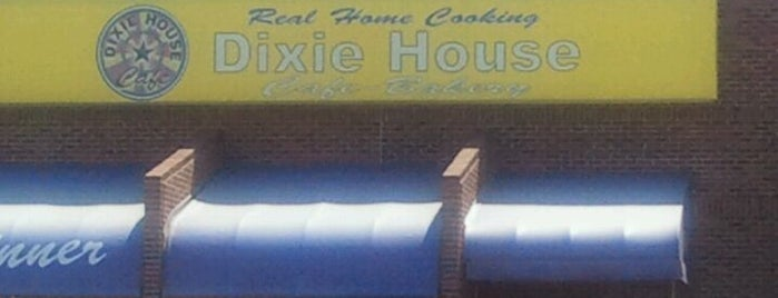 Dixie House Cafe is one of Single joints of Ft worth.