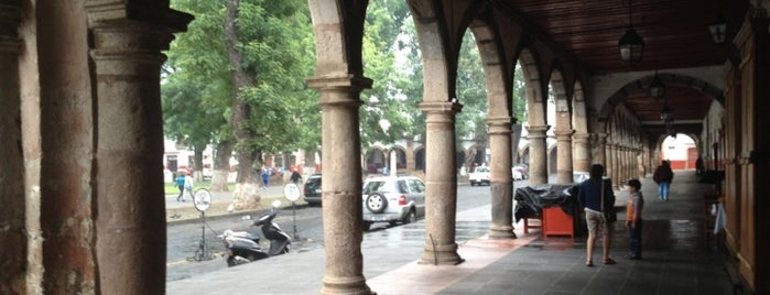 Centro Histórico is one of México bueno.