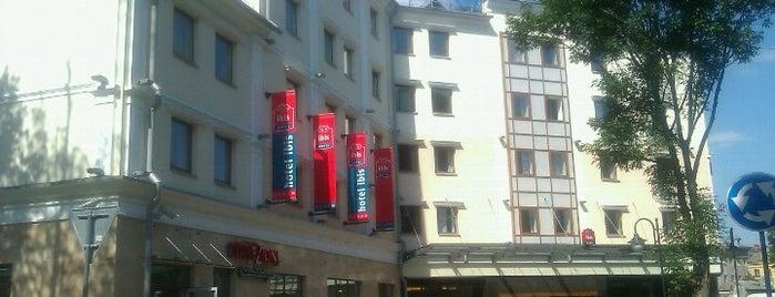 Ibis is one of Гостиницы Ярославля (Yaroslavl Hotels).