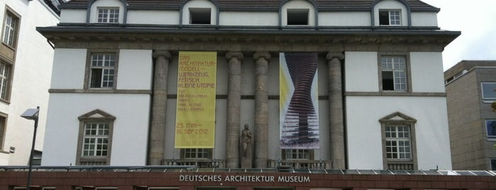 Deutsches Architekturmuseum (DAM) is one of Viagem.
